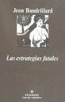 Libro LAS ESTRATEGIAS FATALES