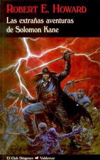 Libro LAS EXTRAÑAS AVENTURAS DE SOLOMON KANE