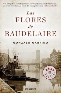 Libro LAS FLORES DE BAUDELAIRE