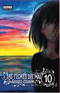 Libro LAS FLORES DEL MAL 10