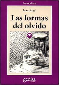 Libro LAS FORMAS DEL OLVIDO
