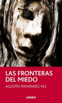 Libro LAS FRONTERAS DEL MIEDO