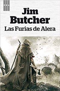 Libro LAS FURIAS DE ALERA