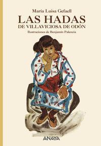 Libro LAS HADAS DE VILLAVICIOSA DE ODON