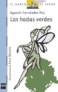 Libro LAS HADAS VERDES