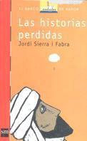 Libro LAS HISTORIAS PERDIDAS