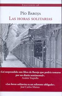 Libro LAS HORAS SOLITARIAS