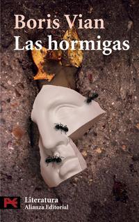 Libro LAS HORMIGAS