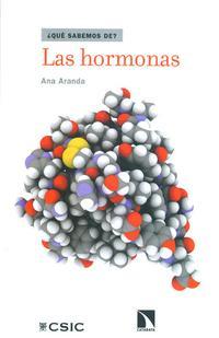 Libro LAS HORMONAS