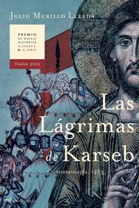 Libro LAS LAGRIMAS DE KARSEB