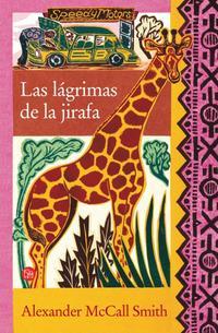 Libro LAS LAGRIMAS DE LA JIRAFA