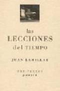 Libro LAS LECCIONES DEL TIEMPO