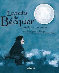 Libro LAS LEYENDAS DE BECQUER