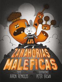 Libro LAS MALEFICAS ZANAHORIAS