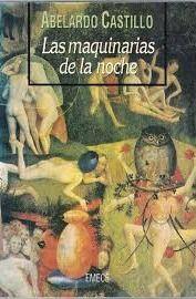 Libro LAS MAQUINARIAS DE LA NOCHE