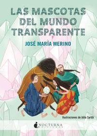 Libro LAS MASCOTAS DEL MUNDO TRANSPARENTE