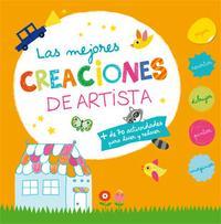 Libro LAS MEJORES CREACIONES DE ARTISTA
