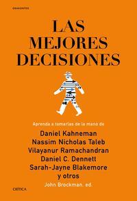 Libro LAS MEJORES DECISIONES