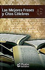 Libro LAS MEJORES FRASES Y CITAS CELEBRES