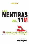 Libro LAS MENTIRAS DEL 11M
