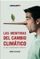 Libro LAS MENTIRAS DEL CAMBIO CLIMATICO