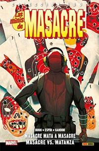 Libro LAS MINIS DE MASACRE 3: MASACRE MATA A MASACRE; MASACRE VS. MATANZA