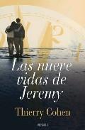 Libro LAS NUEVE VIDAS DE JEREMY
