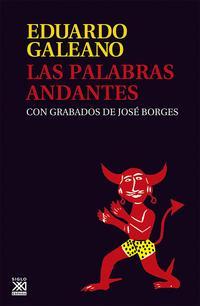 Libro LAS PALABRAS ANDANTES