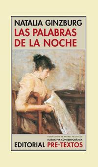 Libro LAS PALABRAS DE LA NOCHE