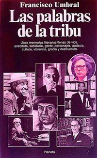 Libro LAS PALABRAS DE LA TRIBU