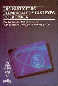 Libro LAS PARTICULAS ELEMENTALES Y LAS LEYES DE LA FISICA