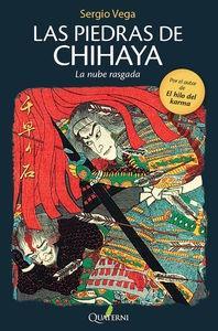 Libro LAS PIEDRAS DE CHIHAYA 2