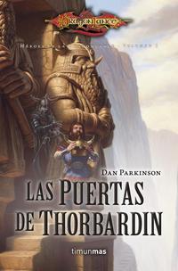 Libro LAS PUERTAS DE THORBADIN
