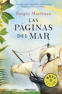 Libro LAS PÁGINAS DEL MAR
