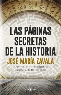 Libro LAS PÁGINAS SECRETAS DE LA HISTORIA