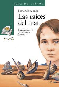Libro LAS RAICES DEL MAR