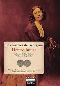 Libro LAS RAZONES DE GEORGINA