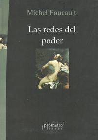 Libro LAS REDES DEL PODER