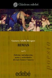 Libro LAS RIMAS DE BECQUER