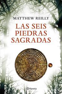 Libro LAS SEIS PIEDRAS SAGRADAS