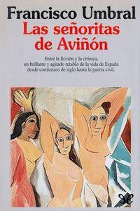 Libro LAS SEÑORITAS DE AVIÑON