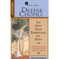 Libro LAS SIETE LEYES ESPIRITUALES DEL EXITO