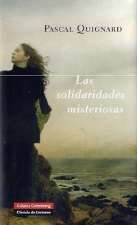Libro LAS SOLIDARIDADES MISTERIOSAS