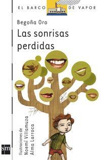 Libro LAS SONRISAS PERDIDAS