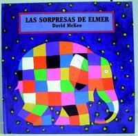 Libro LAS SORPRESAS DE ELMER