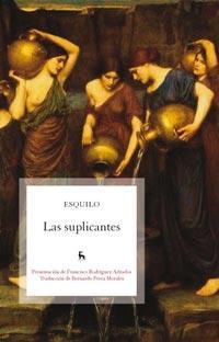 Libro LAS SUPLICANTES