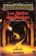 Libro LAS TABLAS DEL DESTINO