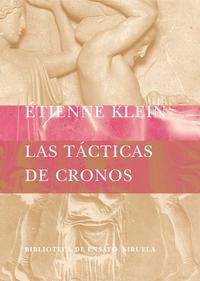 Libro LAS TACTICAS DE CRONOS