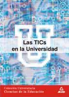 Libro LAS TICS EN LA UNIVERSIDAD: COLECCION UNIVERSITARIA