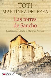 Libro LAS TORRES DE SANCHO
